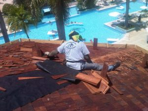 roof project 1